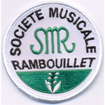 Patche Societe Musicale Rambouillet