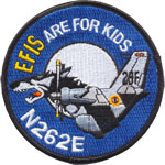Patche EFIS Are for kids
