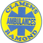 Patche Ambulances Clamens