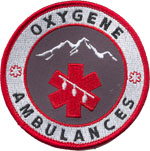 Patche Oxygene ambulances