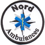 Patche Nord Ambulances