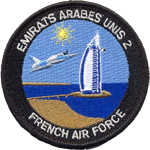 Patche French Air Force