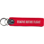 Patche Remove before flight