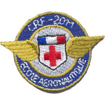 Patche CRF Ecole aeronautique