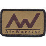 Patche AIRWARRIOR