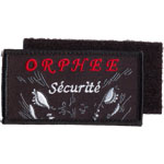 Patche orphee securite