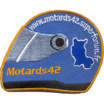 Patche Motards 42