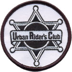 Patche Urban Riders Club