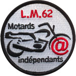 Patche LM Motards independants