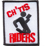 Patche Chtis Riders