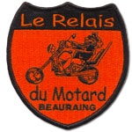Patche Beauraing Relais du Motard