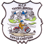 Patche MCP Thyrobikers
