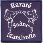 Patche Karate saone mamirolle