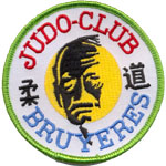 Ecusson  - Judo club Bruyere
