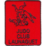 Ecusson  - Judo Launaguet