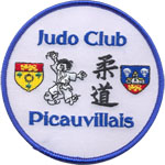 Ecusson  - Judo club picauvillais