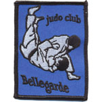 Ecusson  - Judo Club Bellegarde