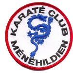 Ecusson  - Karaté Club