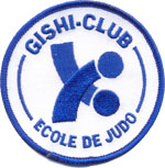 Ecusson  - Gishi Club Judo