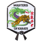 Patche Master of Karate