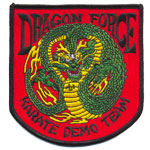 Ecusson  - Dragon force