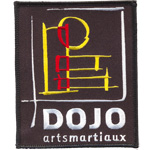 Ecusson  - Dojo Arts martiaux