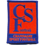 Patche Champagne football