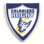 Patche Colomiers Rugby