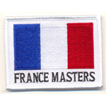Ecusson  - France Masters