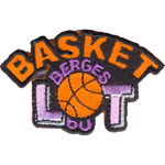 Patche BAsket Berges