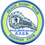 Patche Beach Rugby Tour