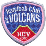 Patche Handball Club des Volcans