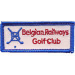 Patche Belgian Railways Golf Club