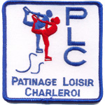 Patche Patinage Loisir Charleroi