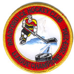 Patche Bradford ice hockey club