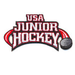 Patche USA junior hockey