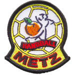 Patche Metz Handball
