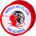 Patche World Ski Class