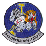 Patche 20th operations groups