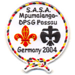 Patche S.A.S.A Germany 2004