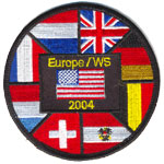 Patche Europe WS 2004
