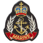 Patches Marine