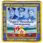 Patches Commemorative